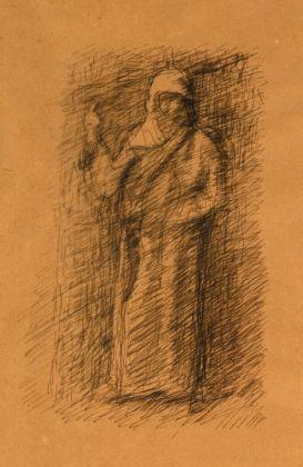 Scipione, Figura ammantata, 1933