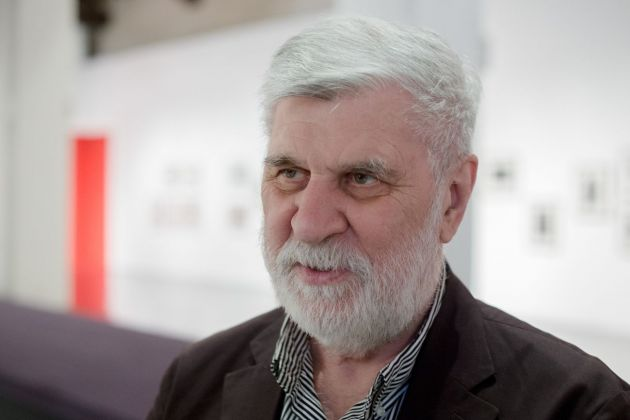 Sergey Burasovsky, vicedirettore del Multimedia Art Museum di Mosca