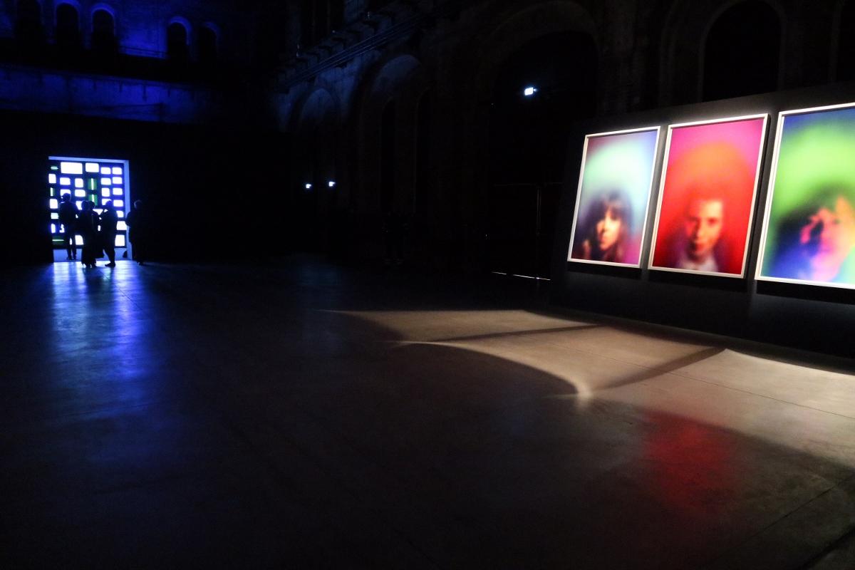 Susan Hiller, Social Facts, OGR Torino, photo Claudia Giraud