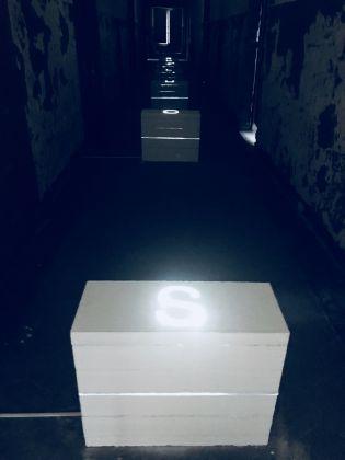 TEMPO IRREALE, Enrico Iuliano in collaborazione con Marco Albeltaro, Cavallerizza Reale, Torino