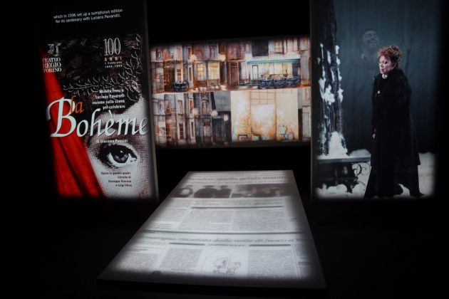 The NewsRoom, OGR Torino, photo Claudia Giraud