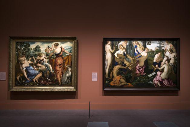 Tintoretto a Parigi