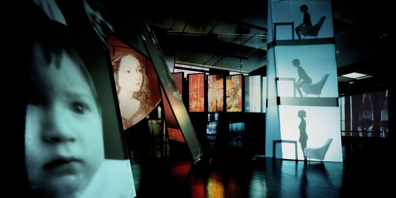 Triennale Design Museum 1. Le Sette Ossessioni del Design Italiano, 2007-2009. Photo Giovanni Chiaramonte