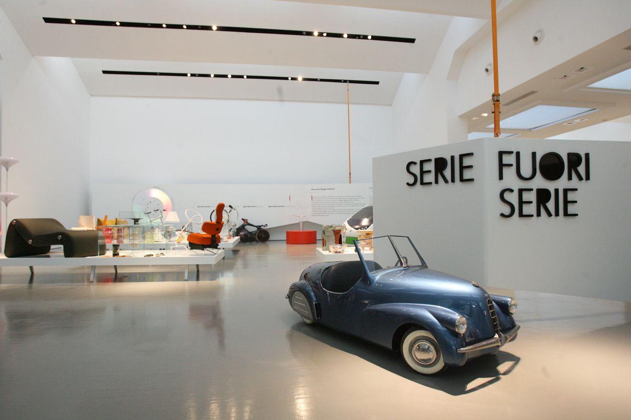 Triennale Design Museum 2. Serie Fuori Serie, 2009-2010. Photo Massimiliano Pandullo