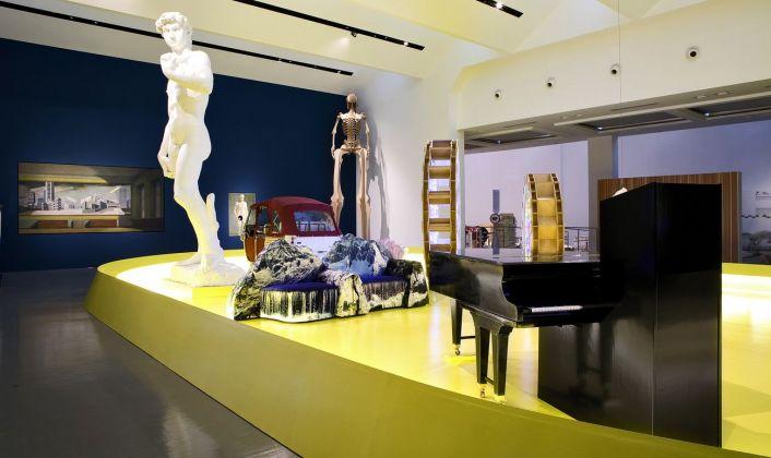 Triennale Design Museum 3. Quali cose siamo, 2010-2011. Photo Fabrizio Marchesi
