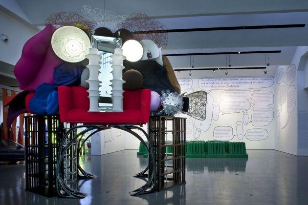 Triennale Design Museum 4. Le fabbriche dei sogni, 2011-2012. Photo Fabrizio Marchesi