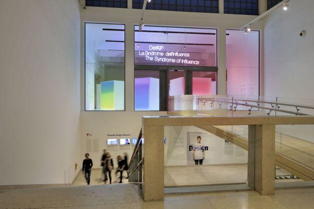 Triennale Design Museum 6. Design. La sindrome dell'influenza, 2013-2014. Photo Paolo Rosselli