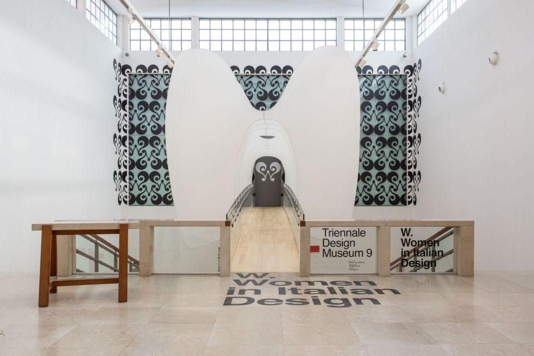 Triennale Design Museum 9. W. Women in Italian Design, 2016-2017. Photo Gianluca Di Ioia