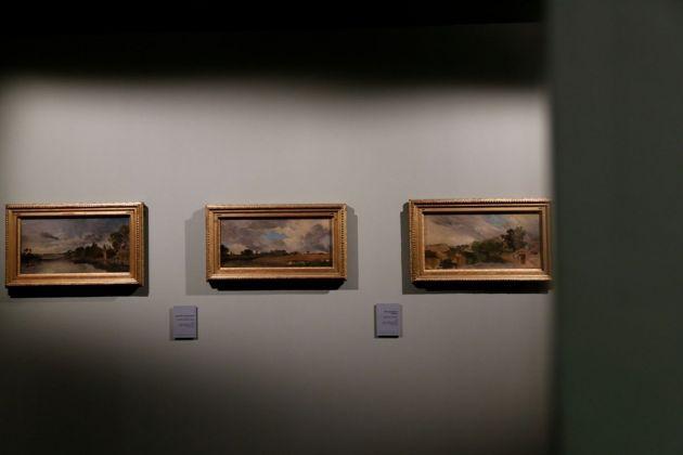 Turner. Opere dalla Tate. Exhibition view at Chiostro del Bramante, Roma 2018. Photo adicorbetta