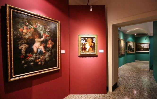 Van Dyck e i suoi amici, installation view at Palazzo della Meridiana, Genova 2018