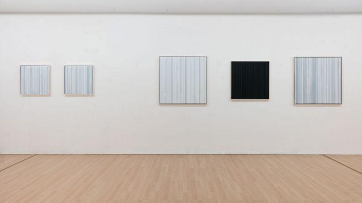 Vincenzo Merola. Silent Borders. Installation view at ARATRO, Campobasso 2018