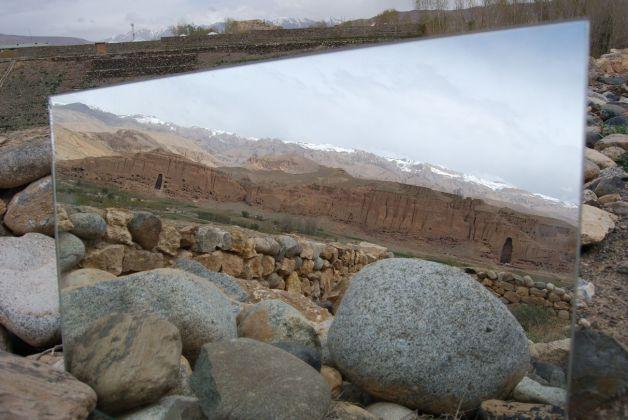 William Cobbing, Bamiyan Mirror, 2009-10