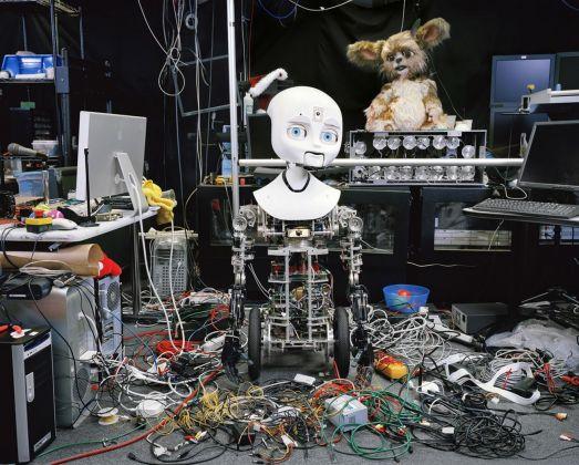 Yves Gellie, Versione umana 2.0, 2007 09. Photo courtesy of the artist. Courtesy Baudoin Lebon