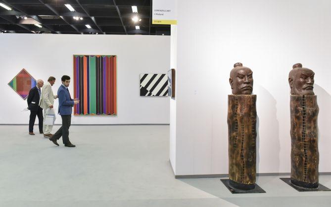 Art Cologne 2018,Stand: Lorenzelli Art, Halle 11.1 © Koelnmesse