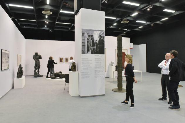 Art Cologne 2018,Stand: Ernst Hilger, Halle 11.1 © Koelnmesse