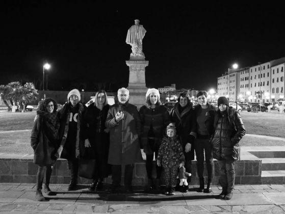 Il collettivo Uova alla Pop con Francesco Bonami