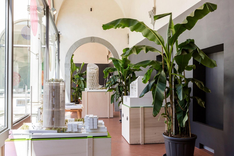 Mario Cucinella per Paradigma Il Tavolo dell'Architetto. Museo Novecento, Firenze