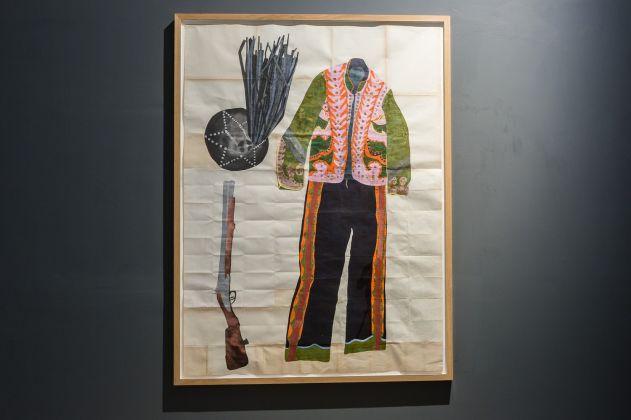 Ulla von Brandenburg, progetto Duel. Museo Novecento, Firenze