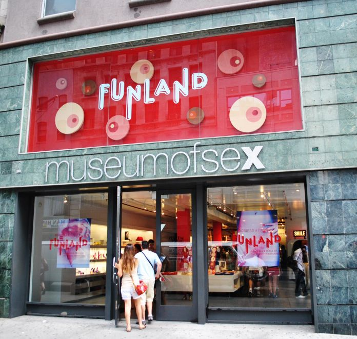 Museum of Sex a New York