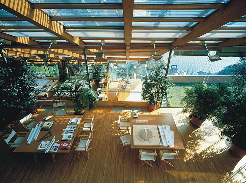 Renzo Piano Building Workshop, Genova. Fonte studiaperti.com