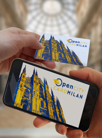 Card Opencity Milano