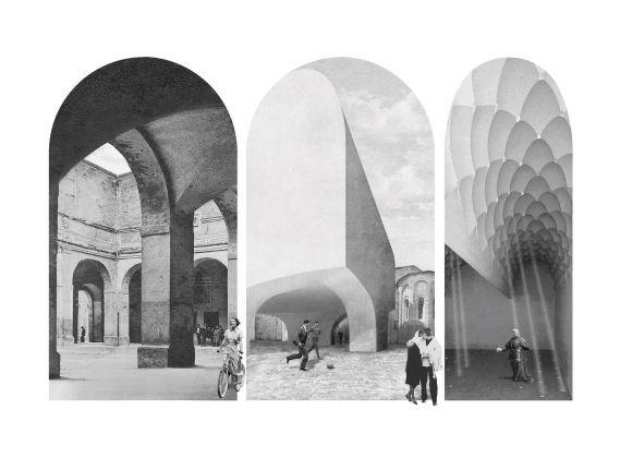 Biennale di Architettura di Venezia 2018. Padiglione Italia. Trittico: Inside – San Francesco
