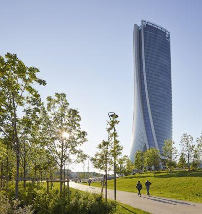 Zaha Hadid Architects, Citylife, Milano, Hufton + Crow