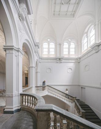 The Wohl Entrance Hall © Simon Menges
