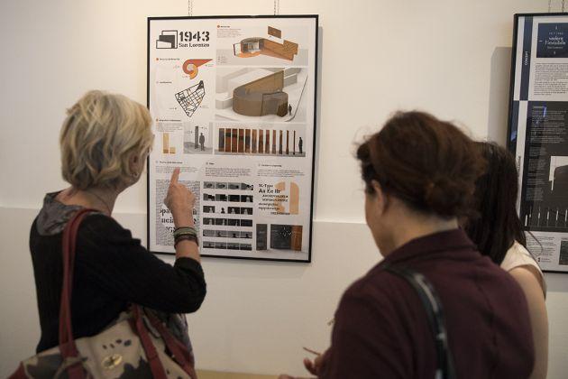 1943-2018 Memoria e spazio pubblico. 12 progetti per ricordare il bombardamento di San Lorenzo