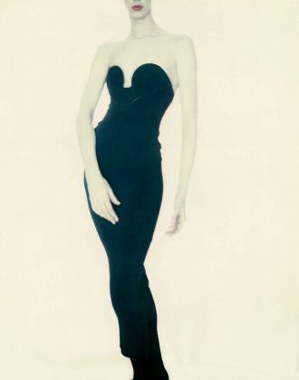 Paolo Roversi, Meg Alaia Dress, 1987, copyright Paolo Roversi