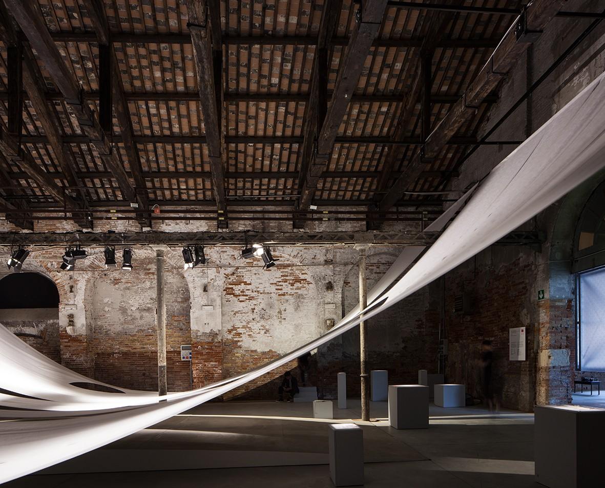 Architetto Di Giardini biennale di architettura di venezia 2018. giardini
