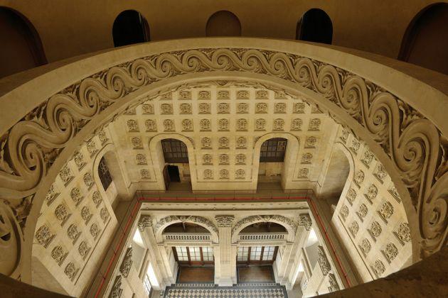 Intérieur du Grand dôme vue d'en haut©Vincent Ramet