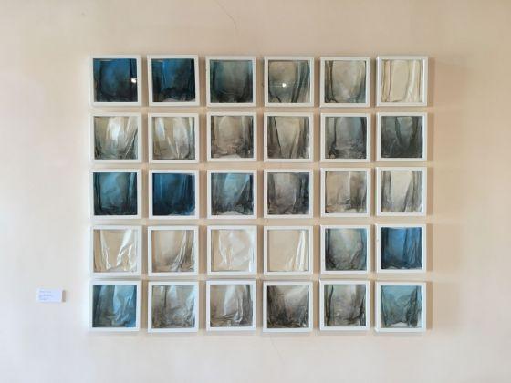 Alessandro Cannistà, exhibition view at De prospectiva pingendi, Todi 2018