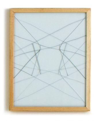 Andrea Francolino. Caos x caos x infinite variabili. The Open Box, Milano 2018