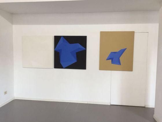 Antonio Passa. Tutto passa in tre mesi. Exhibition view at Archivio Menna, Roma 2018