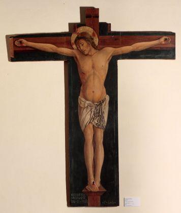 Antonio da Fabriano, Crocifisso, 1452