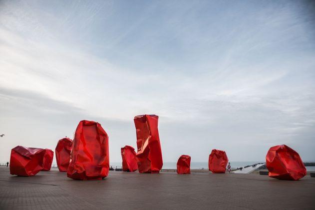 Arne Quinze, Rock Strangers, Ostenda 2012 (c) VisitFlanders
