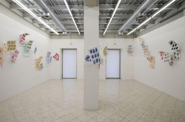 Assume Vivid Astro Focus. Isola Isola. Exhibition view at Francesco Pantaleone Arte Contemporanea, Palermo 2018. Photo Fausto Brigantino