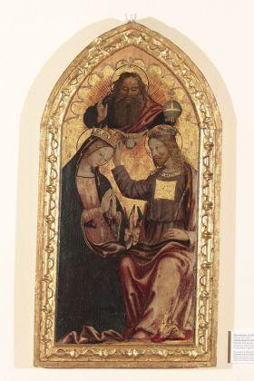 Bernardino di Mariotto, Incoronazione della Vergine, 1515 ca.