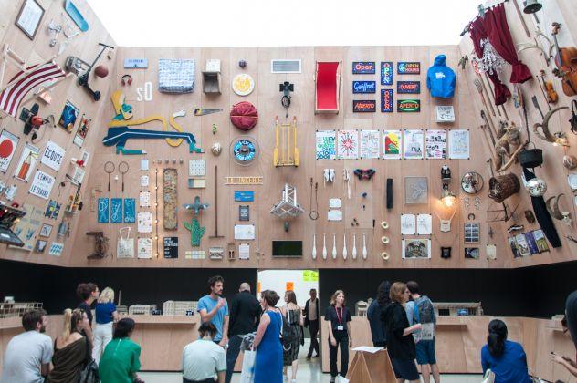 Biennale di Architettura di Venezia 2018. Giardini. Padiglione Francia 1. Photo Irene Fanizza