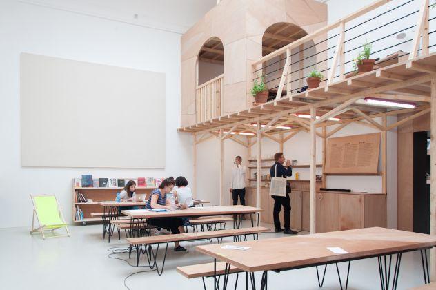 Biennale di Architettura di Venezia 2018. Giardini. Padiglione Francia 2. Photo Irene Fanizza