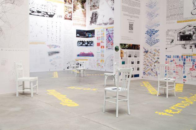 Biennale di Architettura di Venezia 2018. Giardini. Padiglione Spagna 3. Photo Irene Fanizza