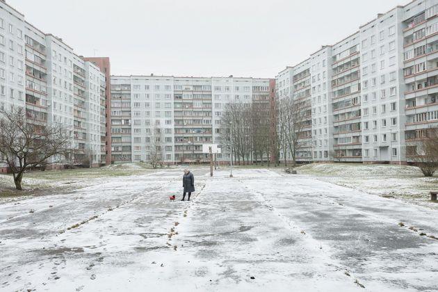 Biennale di Architettura di Venezia 2018. Padiglione Lettonia. 602. series apartment buildings in Riga, 2018 © Reinis Hofmanis