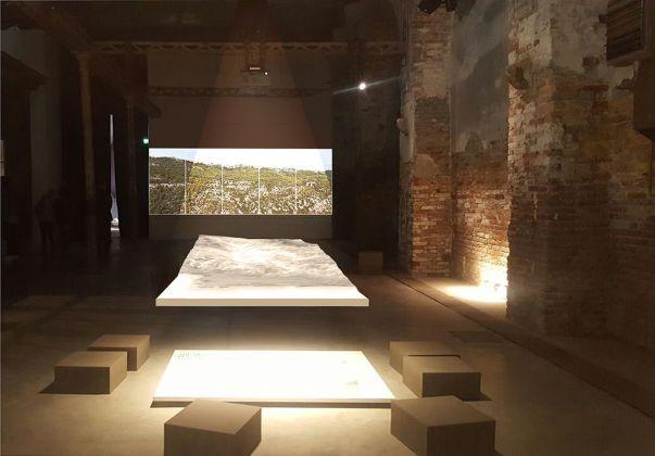 Biennale di Architettura di Venezia 2018. Padiglione Libano. © Hala Younes
