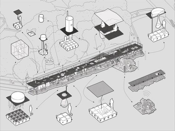 Biennale di Architettura di Venezia 2018. Padiglione Lituania