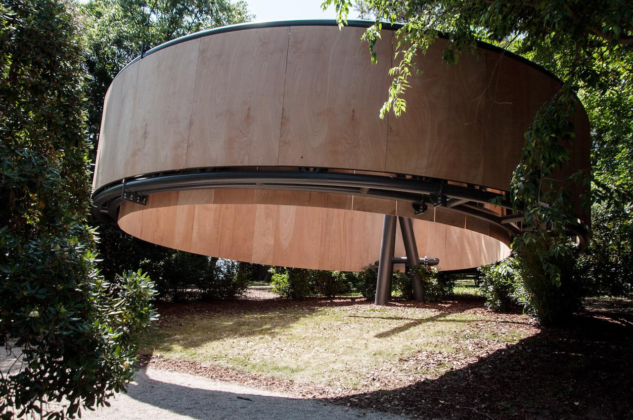 Biennale di Architettura di Venezia 2018. Padiglione Vaticano. Javier Corvalan. Photo Irene Fanizza