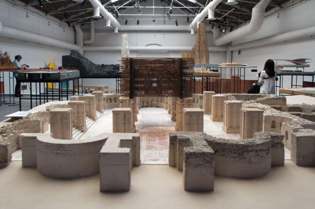 Biennale di Architettura di Venezia. Freespace Giardini. Atelier Peter Zumthor, Photo Irene Fanizza