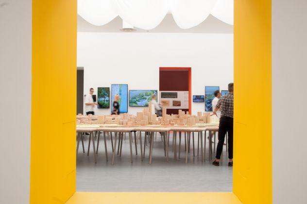 Biennale di Architettura di Venezia. Freespace Giardini. Big Bjarke Ingels Group 2. Photo Irene Fanizza
