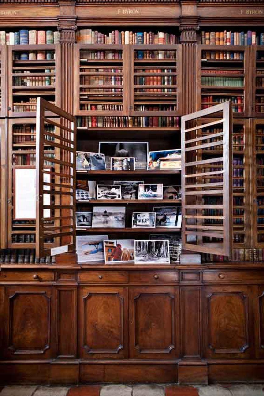 Cécile Hummel, Senza titolo, 2006-10. Installation view at Strange Comfort (Afforded by the Profession), Istituto Svizzero di Roma 2010. Photo Ela Bialkowska