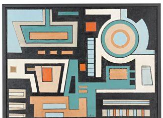 Carmelo Arden Quin, Composition, 1947